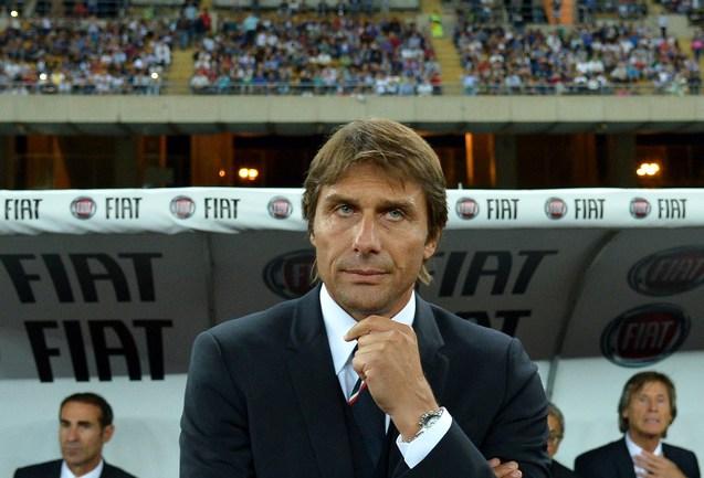 Главный тренер сборной Италии Антонио КОНТЕ Фото AFP