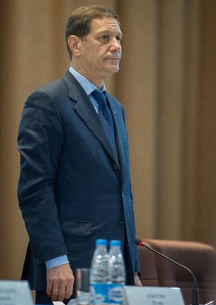 Президент ОКР Александр ЖУКОВ Фото Антон СЕРГИЕНКО, «СЭ»