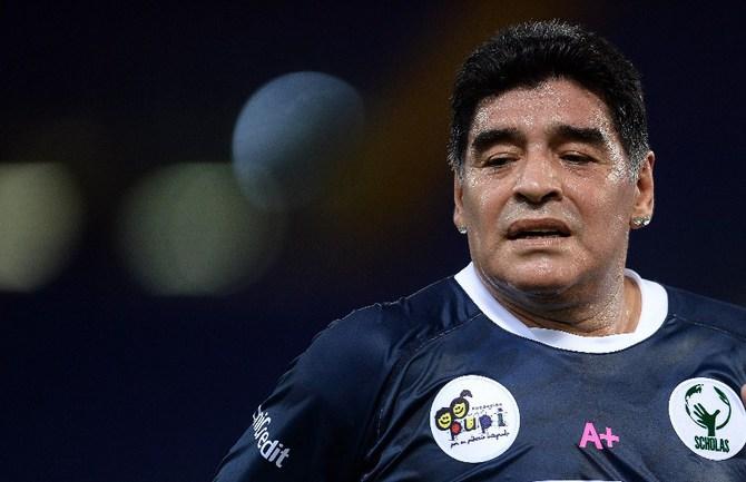 """Диего Марадона: """"Я стал бы феноменальным игроком, если бы ..."""
