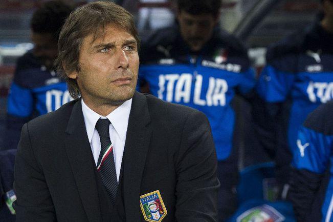 Главный тренер сборной Италии Антонио КОНТЕ. Фото AFP