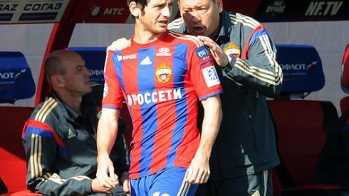 Гол Дзагоева вывел ЦСКА  в 1/8 Кубка России