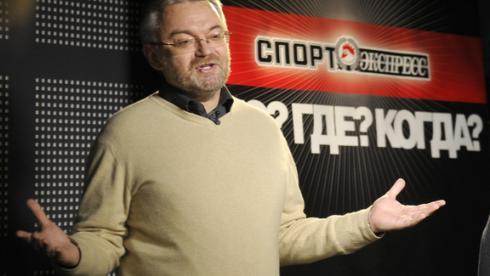 Борис Левин - обладатель