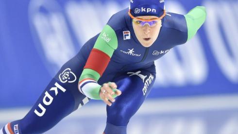 Вюст победила на дистанции 1500 м на этапе Кубка мира, Граф стала шестой
