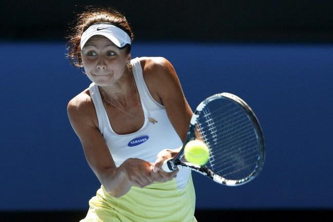 Теннисистка Елизавета КУЛИЧКОВА Фото Reuters