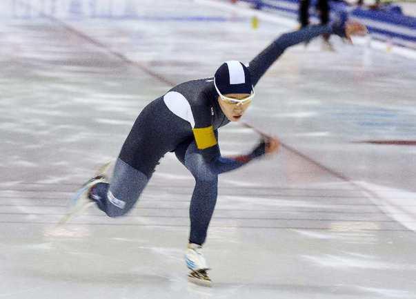 Кореянка Ли Сан ХВА Фото Reuters