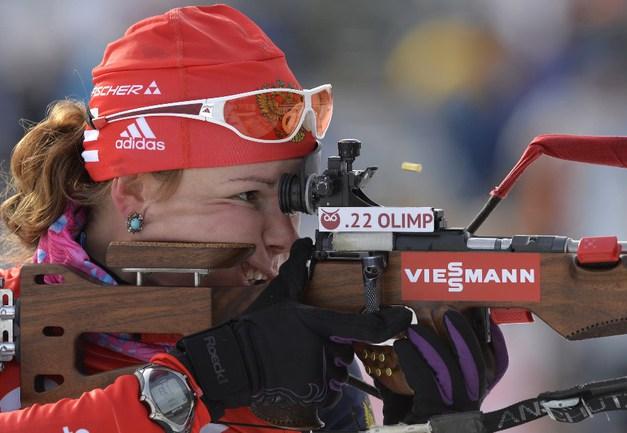 Екатерина ШУМИЛОВА. Фото AFP