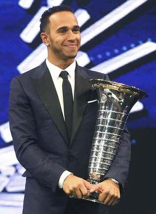 Чемпион мира-2014 Льюис ХЭМИЛТОН. Фото Reuters