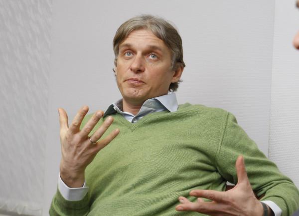 Бизнесмен Олег ТИНЬКОВ Фото Александр ФЕДОРОВ, «СЭ»