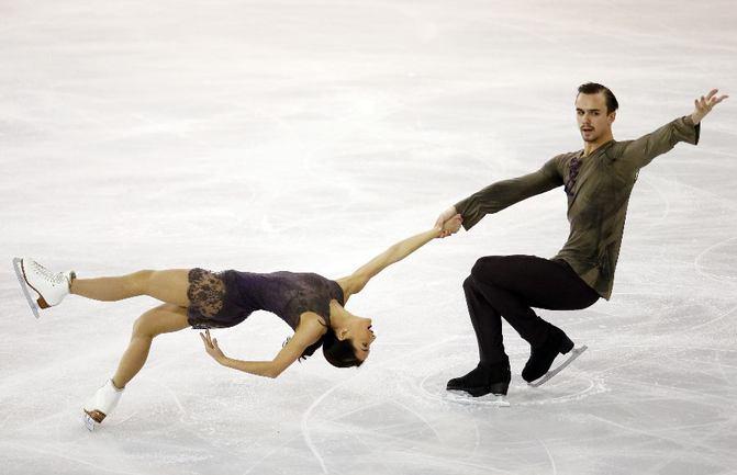 Российские фигуристы Ксения СТОЛБОВА и Федор КЛИМОВ. Фото Reuters