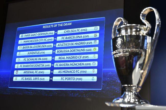 Сегодня. Ньон. Штаб-квартира УЕФА. Фото Reuters