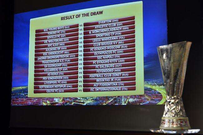 Сегодня. Ньон. Штаб-квартира УЕФА Фото Reuters