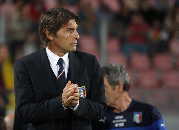 Главный тренер сборной Италии Антонио КОНТЕ. Фото Reuters