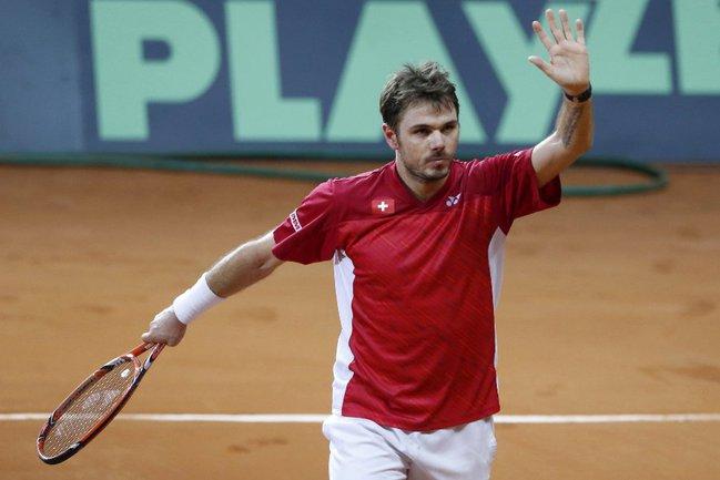 Швейцарский теннисист станислас вавринка фото
