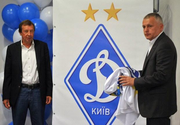 Вице-президент УЕФА Григорий СУРКИС. Фото AFP