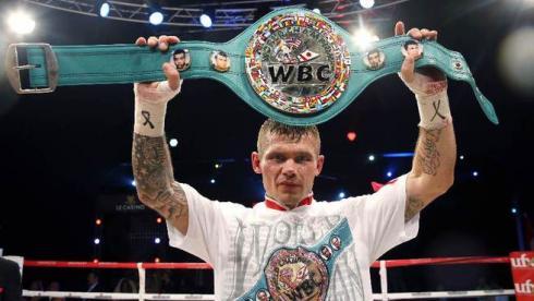 Победитель пары Головкин-Мюррей станет обязательным претендентом на титул WBC в среднем весе