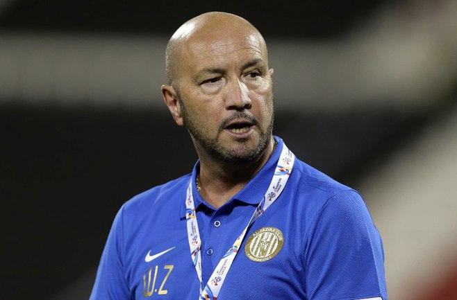 Итальянский тренер Вальтер ДЗЕНГА Фото Reuters