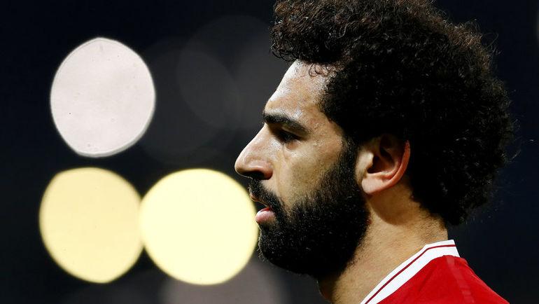 """Лидер """"Ливерпуля"""" Мохамед САЛАХ. Фото Reuters"""