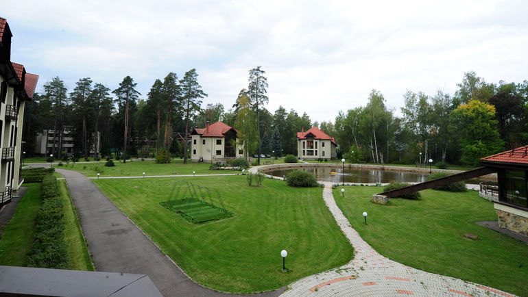 Учебно-тренировочный центр Кратово. Фото Никита УСПЕНСКИЙ