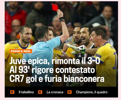 Gazzeta dello Sport.