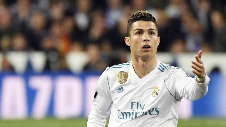 """Среда. Мадрид. """"Реал"""" - """"Ювентус"""" - 1:3. Криштиану РОНАЛДУ после одного из единоборств. Фото AFP"""