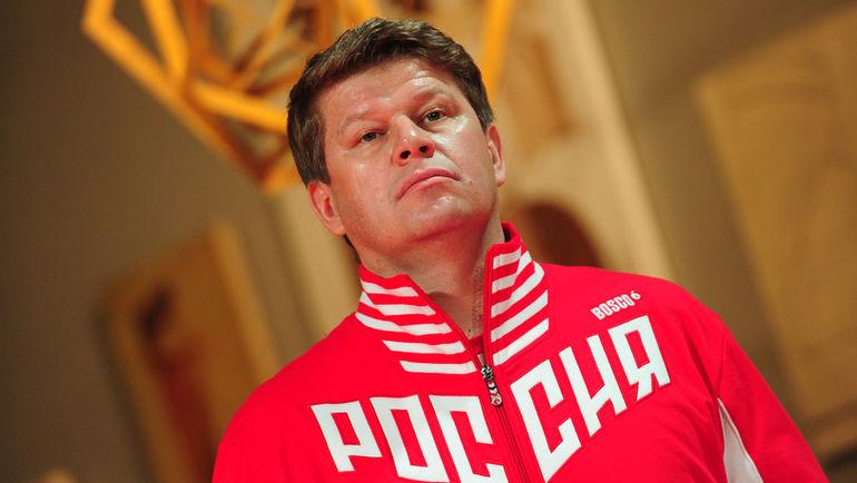 "Дмитрий ГУБЕРНИЕВ. Фото Федор УСПЕНСКИЙ, ""СЭ"""