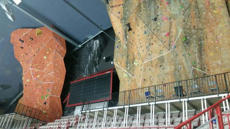 "Арена находится в скале. Фото Марат САФИН, ""СЭ"""