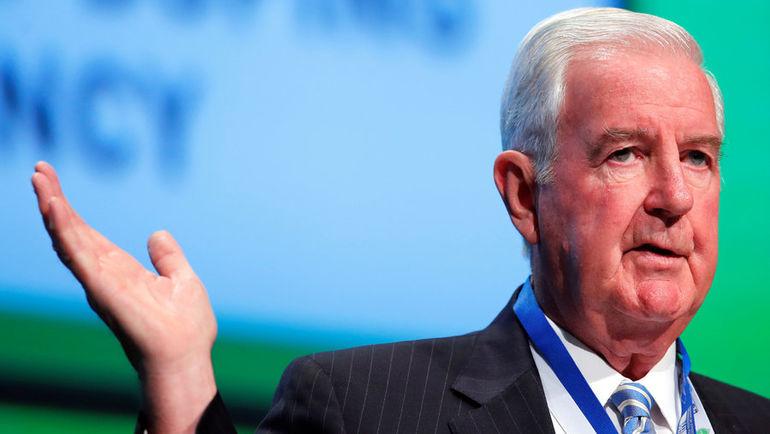 Президент ВАДА Крэйг РИДИ. Фото REUTERS
