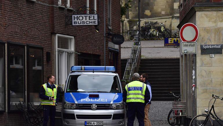 Предположительно, один из фанатов изнасиловал 19-летнюю попутчицу. Фото AFP