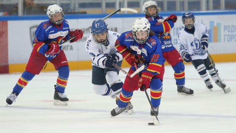 """11-летний возраст участников турнира выбран не случайно. Фото предоставлено пресс-службой """"Кубка Газпром нефти"""""""