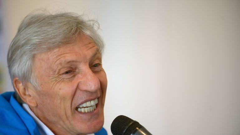 Хосе Нестор ПЕКЕРМАН. Фото AFP
