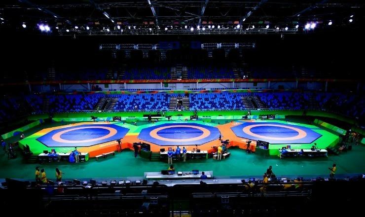 Сборная Украины примет участие в чемпионате Европы. Фото Ассоциация спортивной борьбы Украины