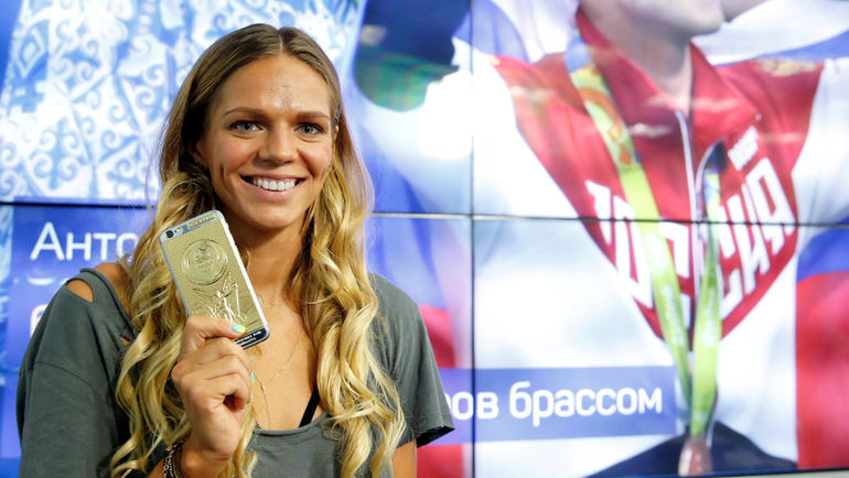 Юлия ЕФИМОВА. Фото Reuters