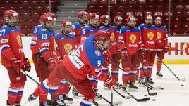 Юниорская сборная России разгромила Францию.