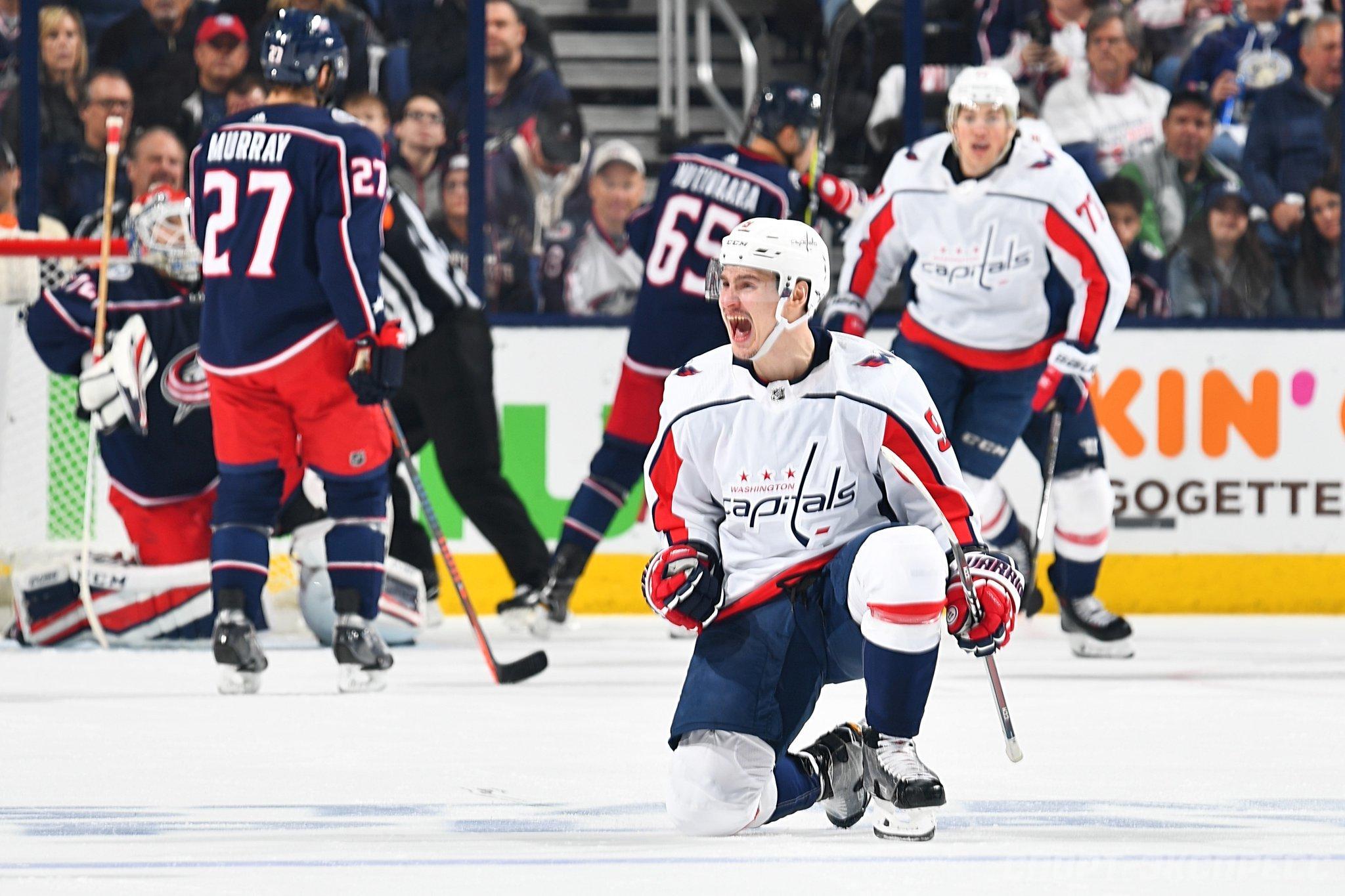 Сможет ли Вашингтон обыграть Сент Луис На что делать ставки на НХЛ 7 Января 2018