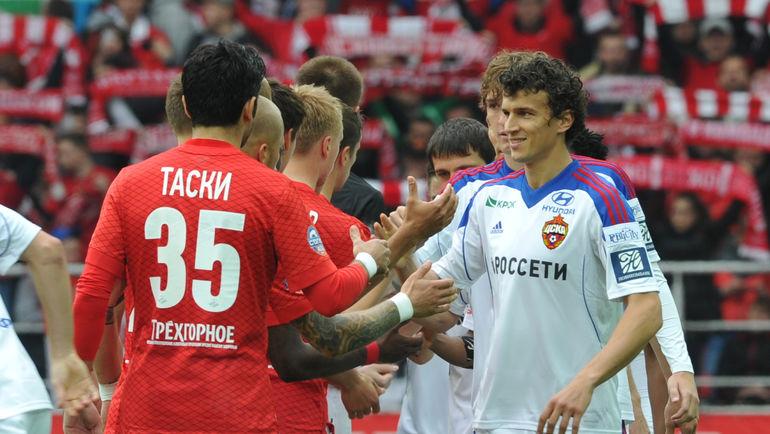 Еременко вернется в ЦСКА? Или перейдет в