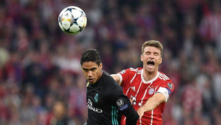 """Среда. Мюнхен. """"Бавария"""" - """"Реал"""" - 1:2. Фото AFP"""