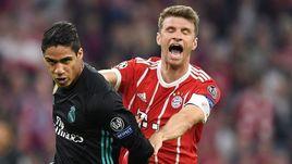"Среда. Мюнхен. ""Бавария"" - ""Реал"" - 1:2."