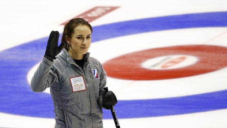 Анна СИДОРОВА. Фото Reuters