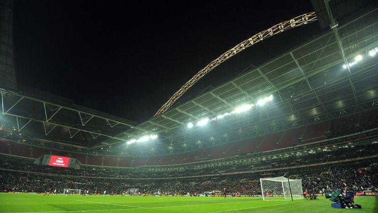 """Стадион """"Уэмбли"""". Фото AFP"""