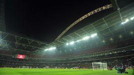 """Стадион """"Уэмбли""""."""