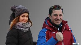 Анна МОИСЕЕВА и Сергей ТУТМИН.