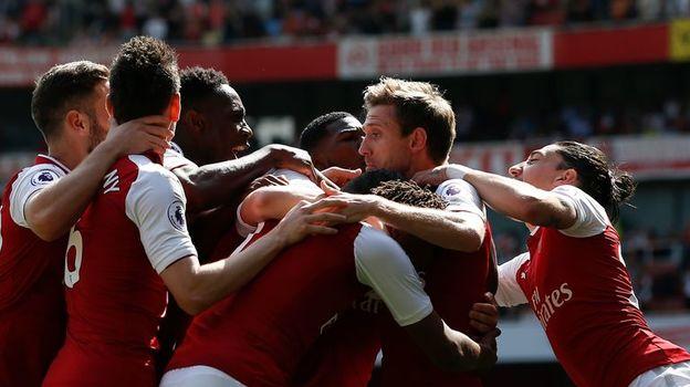 """""""Арсенал"""" vs """"Атлетико"""": скрытый финал. Фото Reuters"""
