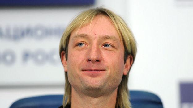Евгений Плющенко: