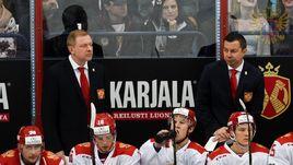 Сборная России проиграла четвертый матч подряд при новом тренере Илье Воробьеве.