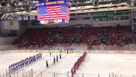 Организаторы ЮЧМ замиксовали гимны США и Словакии
