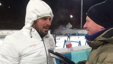 Губерниев сообщил об уходе Гросса из сборной России