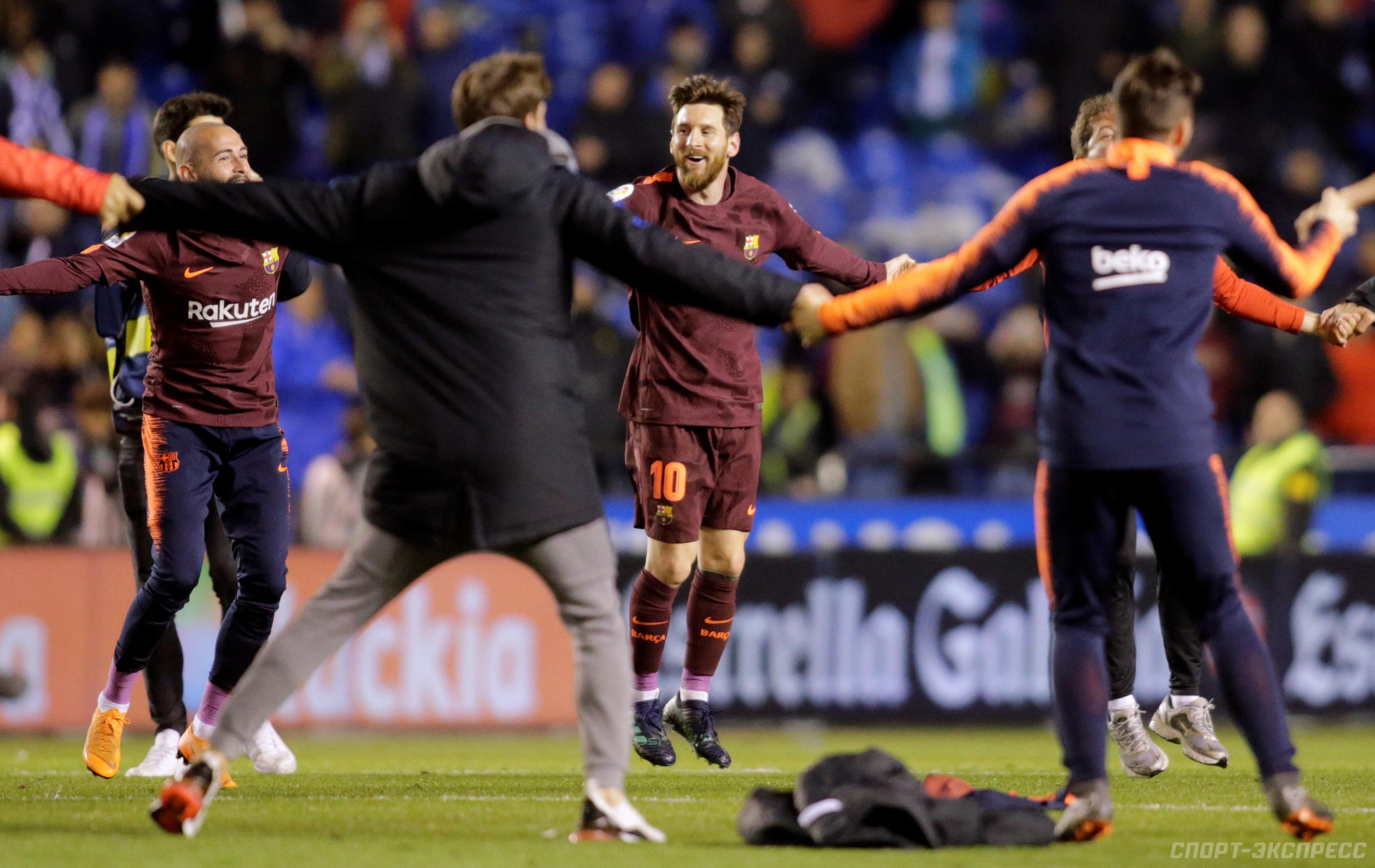Прогноз на матч Вальядолид - Барселона: гости из Каталонии выиграют с форой -1,5
