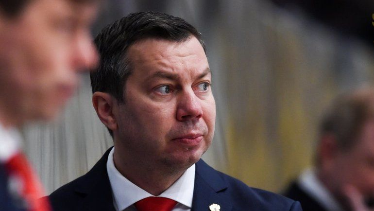 Илья ВОРОБЬЕВ. Фото ФХР