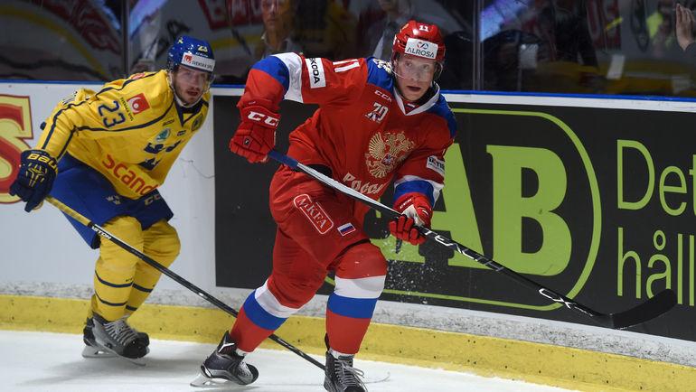 Сергей АНДРОНОВ. Фото photo.khl.ru