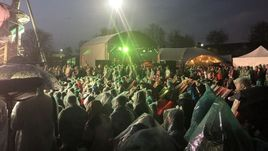 Вчера. Москва. Фан-зона в Черкизове во время игры в Краснодаре.